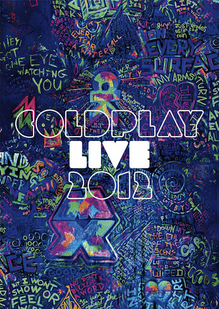 $『A Little his REDEMPTION.』自称映画オタクの映画感想部~season 7~-coldplay live 2012