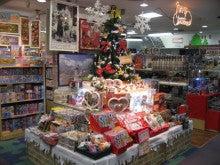 男児・女児玩具の銀座博品館おもちゃブログ-4階クリスマス