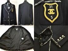 f93dfa9f5ec9 CHANEL/シャネル05Cプラダを着た悪魔ジャケット黒42 | リサイクル ...