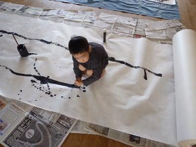 若草幼稚園-作品展4