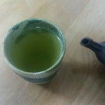 熱いお茶が美味しいで…