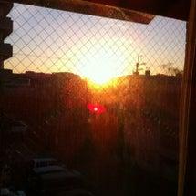 日が昇るよ