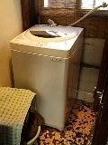 $しなもん日記-washing_machine