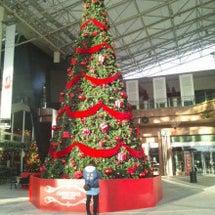 鹿児島中央駅前のクリ…