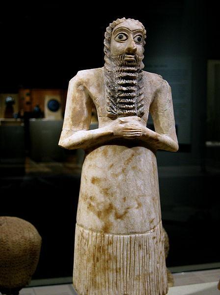 古代文明メソポタミア、シュメー...