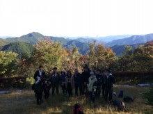 CARE事務局/ボランティアブログ-木々がいろづきはじめ、美しい秋の一日でした!