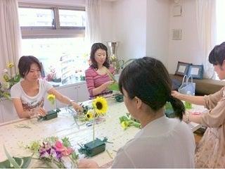心の枠を外すフラワー&カラーセラピー「 ラ・フォリア」@大阪・松屋町-ラ・フォリアみっちょさん