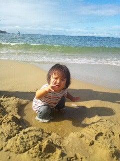 西表島ダイビング あべちゃん海ブログ  「にこにこダイビング」-真凪