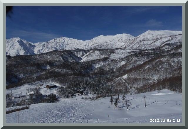 ロフトで綴る山と山スキー-1202_0942