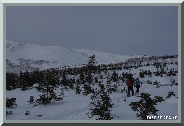 ロフトで綴る山と山スキー-1202_1158