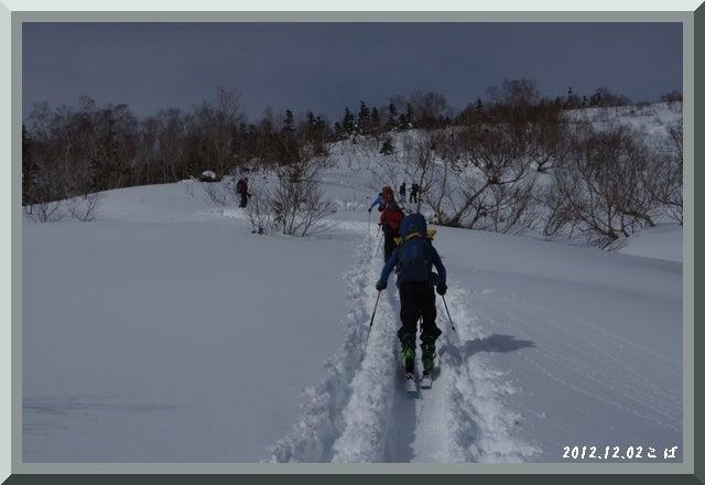 ロフトで綴る山と山スキー-1202_1126