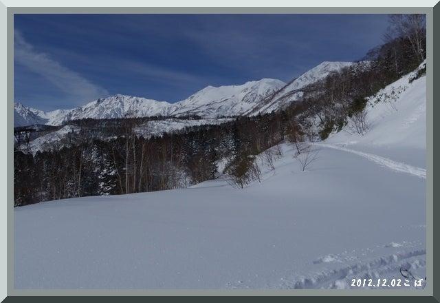 ロフトで綴る山と山スキー-1202_1024