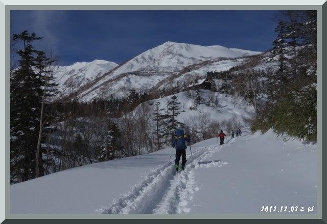 ロフトで綴る山と山スキー-1202_1044