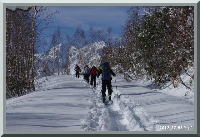 ロフトで綴る山と山スキー-1202_1010