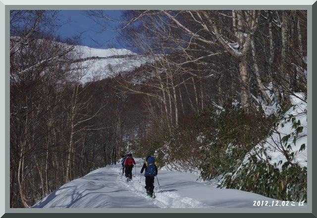 ロフトで綴る山と山スキー-1202_1003