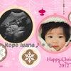 【にんプリ】Xmasフォトデザインカードの画像