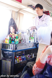 中国大連生活・観光旅行ニュース**-中国 鉄道 カート