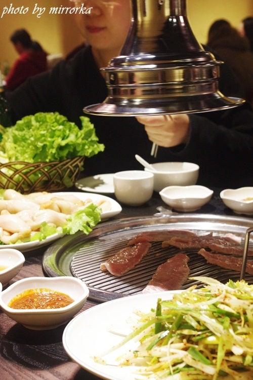中国大連生活・観光旅行ニュース**-大連 百年閣烤肉店