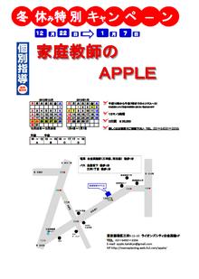 家庭教師のAPPLEネットショップmama企画