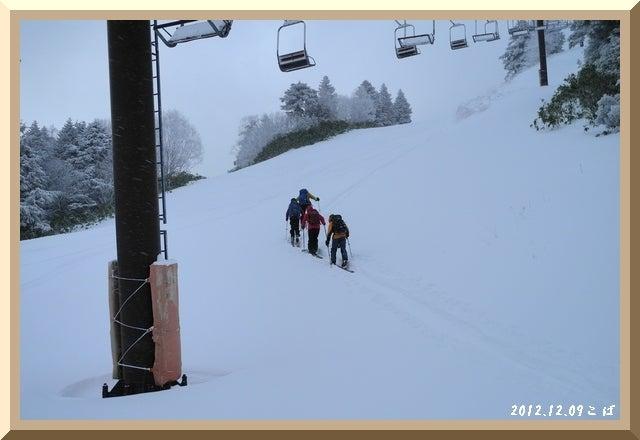 ロフトで綴る山と山スキー-1209_1251