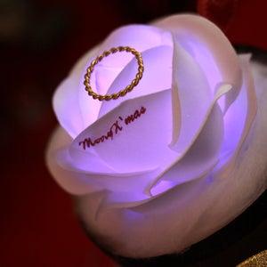 パーティーが10倍楽しくなる光る花のブログ♪-クリスマス限定ライティー花
