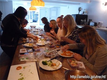 まんがオランダ生活★ミッフィーの街で国際結婚-オランダでキャラ弁ワークショップ(クラス)