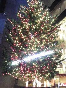 コスモちゃんの介護タクシー日記-銀座のクリスマス