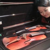盗難にあった楽器が帰…