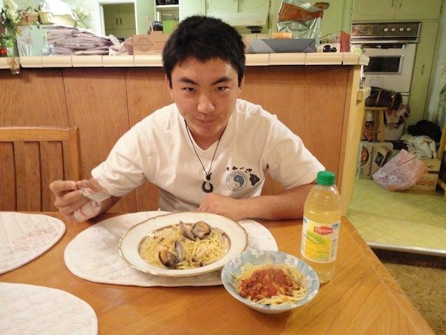 カリフォルニアのひろいそらの下で-Hikaru with Spagetti