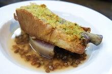 食べて飲んで観て読んだコト+レストラン・カザマ-豚スペアリブのグリエ