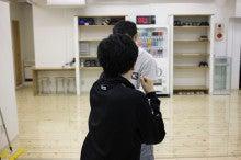 中野サイトウボクシングジム-ウォームアップシャドーボクシング