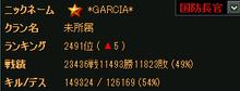 $*GARCIA*さんのブログ