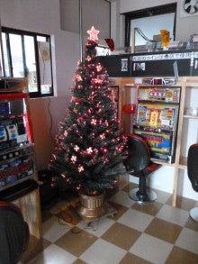 パチスロゲームセンター758:バナナクラブのブログ (愛知県で初となる本格派パチスロゲームセンター)2008/12.12-ツリー