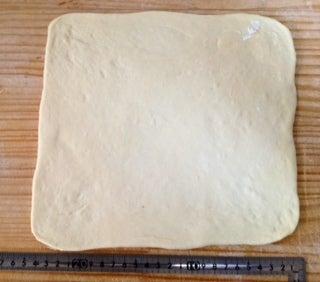 白神こだま酵母パン作り⑦クロワッサンの記事より