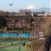 富士山〜(^з^)-☆の画像