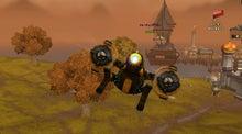 Lalaのブログ-飛行機移動もできるよー