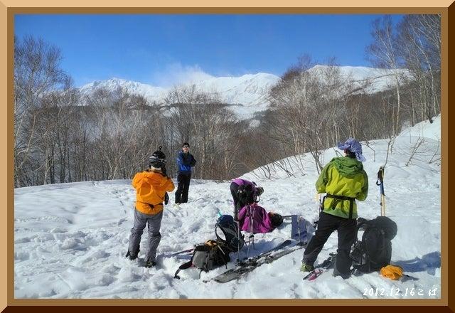 ロフトで綴る山と山スキー-1216_1131