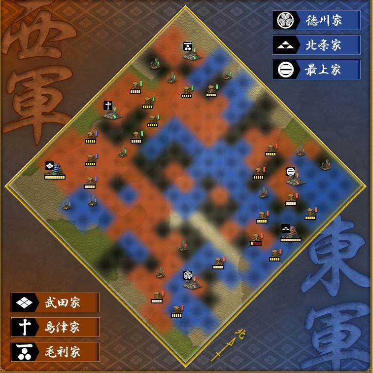 戦国ixa 29+30鯖 Aguilera(あぎぃ)のブログ