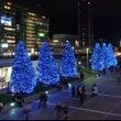 新宿のクリスマスイル…