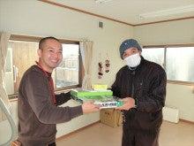 浄土宗災害復興福島事務所のブログ-20121219作町①