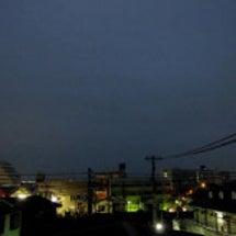 雨降る週末 (・_・…