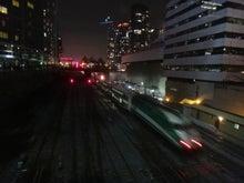 $おさむらいさんの武者修行の旅(メキシコ編)-列車