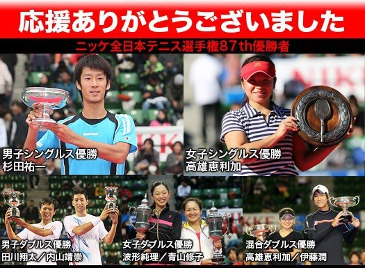 テニスな仕事 - Tennis Around the World