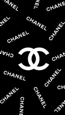シャネルのロゴと文字