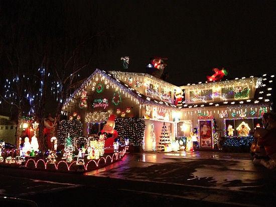 Love from California・・・-christmas light
