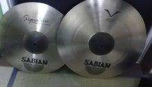 $ショボンのドラム-シンバル