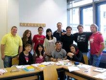 ドイツ語研究室SAのブログ