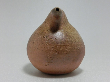 音のなる壺(陶器)、森のほこらの響き おとだま-20121227おとだま新作.jpg