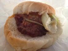 埼玉県草加市松原にある「ほぐし庵」は体も心もほぐします-立石バーガーのバーガー