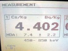 チダイズム ~毎日セシウムを検査するブログ~-KNA081